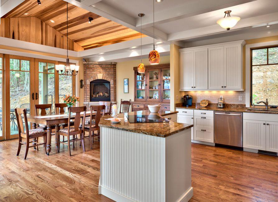 Идеальное расположение кухонных приборов