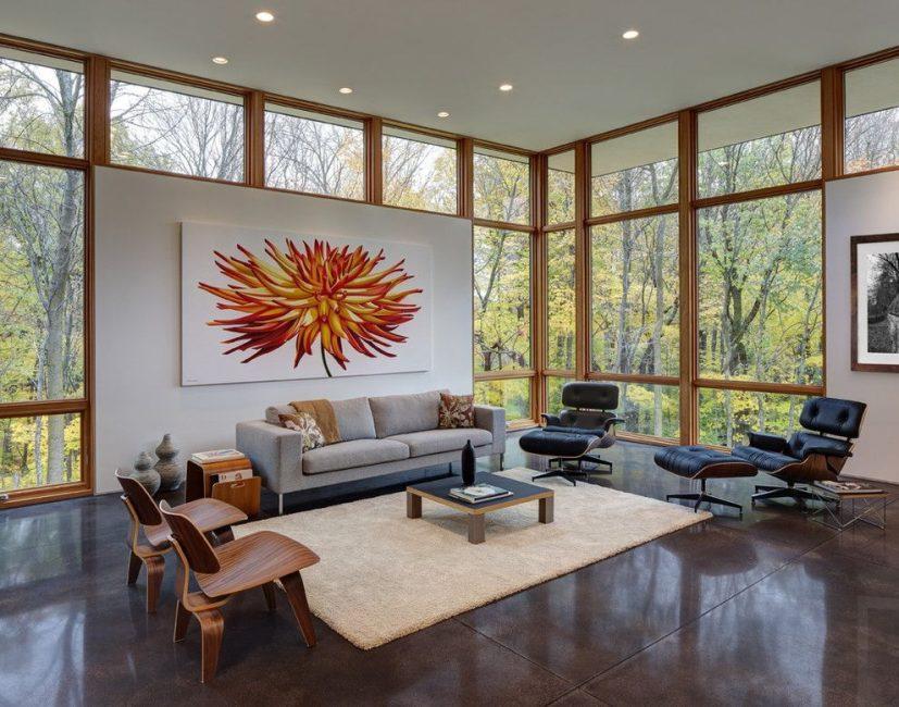 Вариант классического потолка