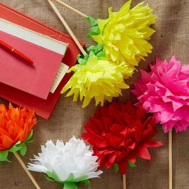 Особенные цветы в Мексиканской культуре