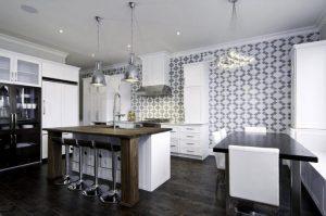 Современный дизайн обоев для кухни. Какие выбрать + Каталог Идей и 240 ФОТО