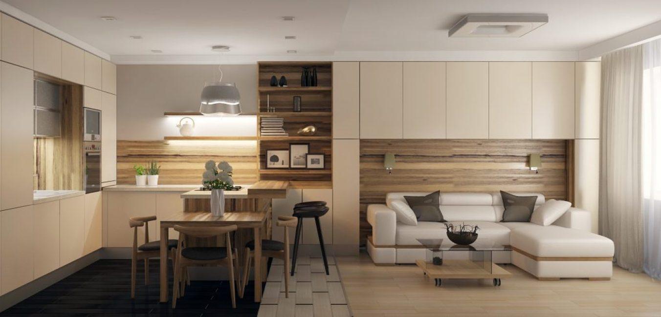 Мебель продолжает кухонный гарнитур