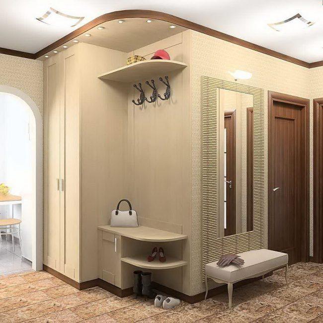 Многофункциональная мебель для прихожей