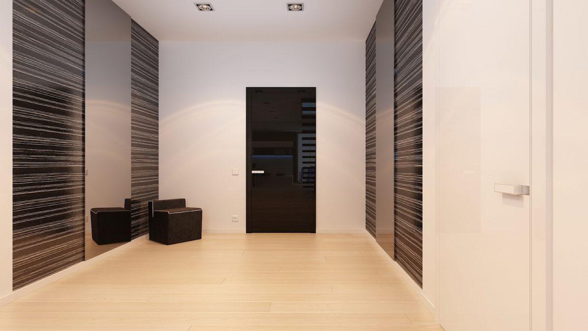Минимум мебели в создании интерьера