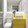 Современный модный дизайн совмещенной ванной комнаты со стиральной машиной. ТОП-10 идей для экономии пространства + 50 ФОТО