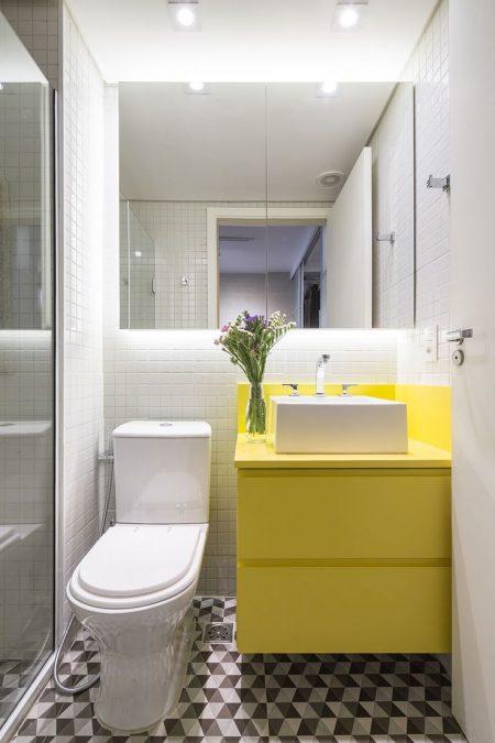 Современный модный дизайн маленькой ванной комнаты 2017 года - Что нужно знать?