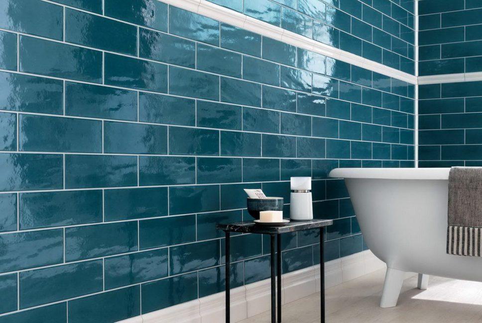 Синий с белым - стиль средиземноморских мотивов