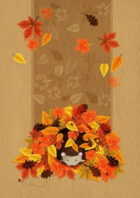 Осень - пора для творчества