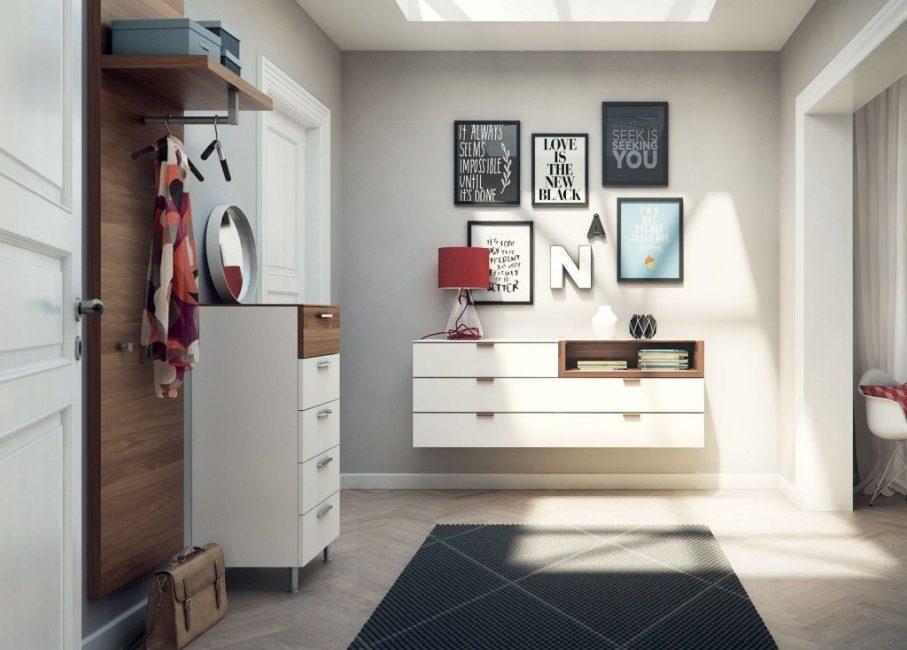Сложности в проектировке квадратного помещения