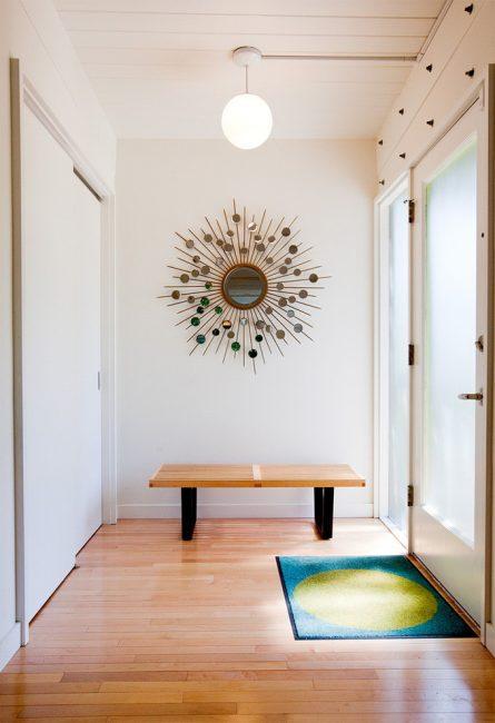 Цветочные аксессуары в минимализме