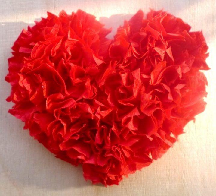 Сердце для праздника влюбленных