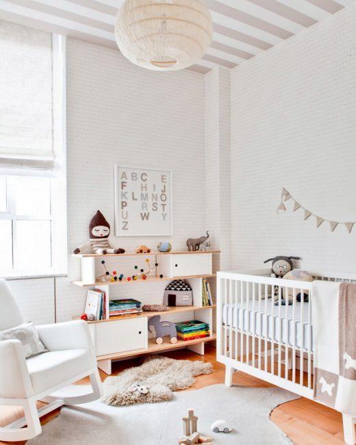 Вспененные для детской комнаты