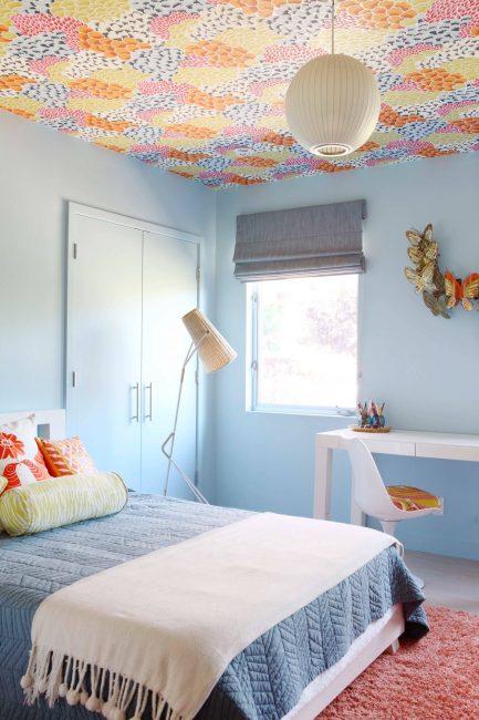 Отделка детской комнаты как для мальчиков, так и для девочек