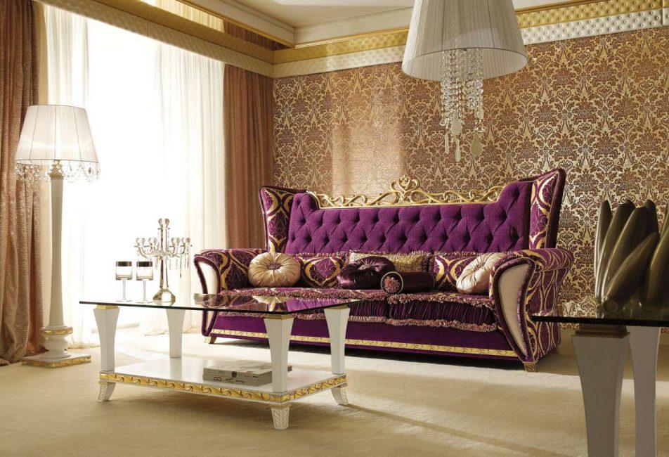 Мебель в тон интерьера