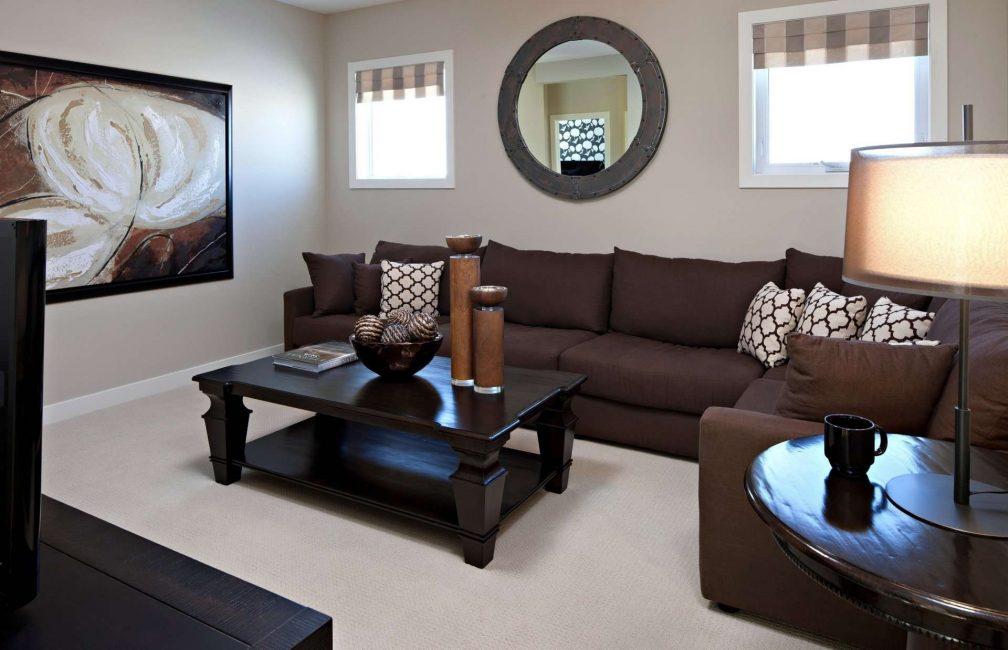 Прекрасное сочетание мебели