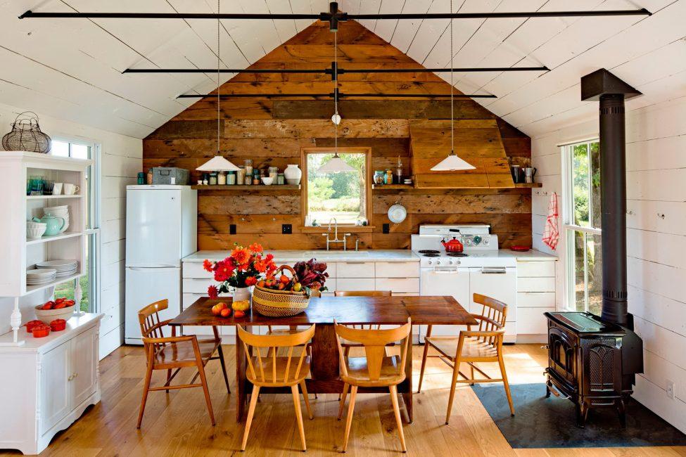 Кухня всегда должна быть уютной