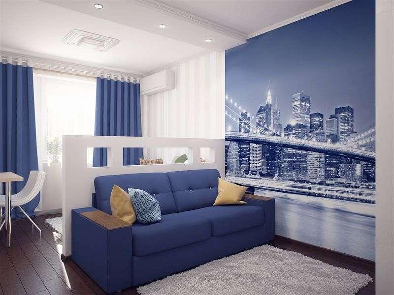 Минимум мебели для красивого интерьера