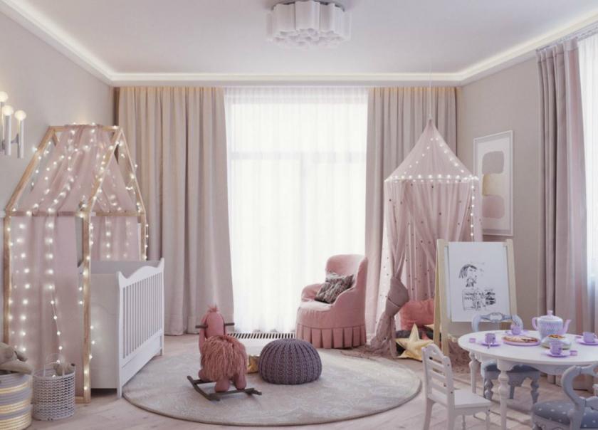 Как красиво украсить комнату, квартиру или дом в День рождения ребенка своими руками + 180 ФОТО Семейных праздников
