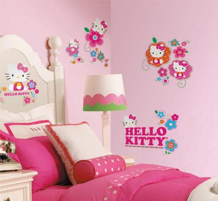Розовый интерьер - уют и прекрасная атмосфера
