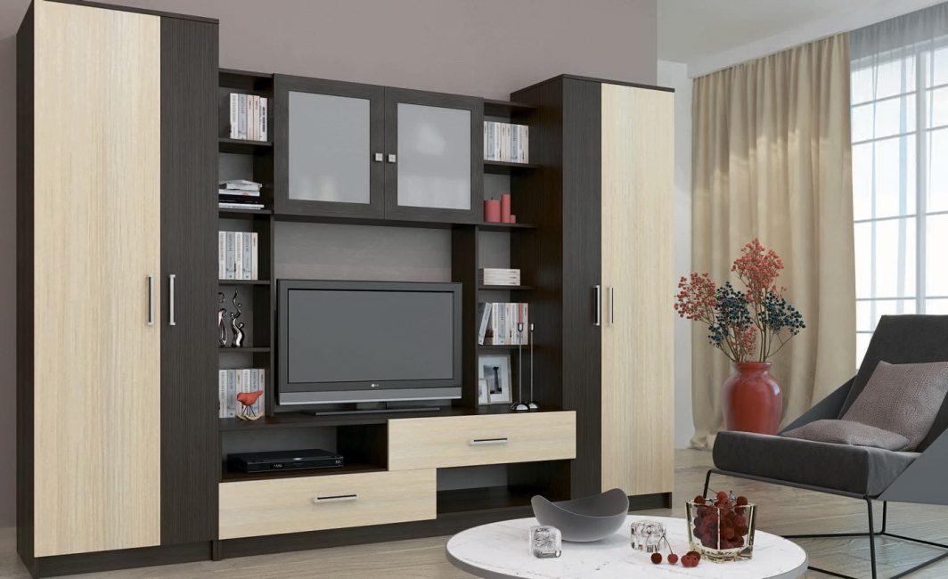 Прежде, чем заказывать мебель, важно ознакомиться с ее реальными размерами и материалом исполнения