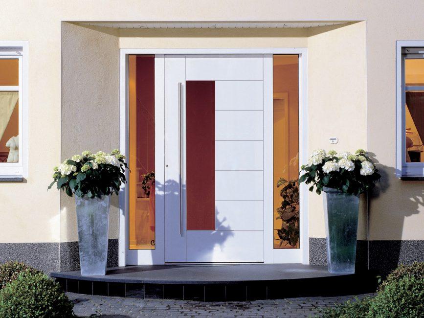 Различная цветовая гамма материала позволяет подобрать отделку под любой дизайнерский стиль