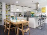 Современные обои для кухни (240+Фото): Каталог Идей
