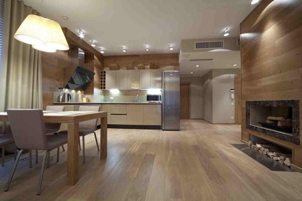 Лучшее решение МДФ панели для частного дома