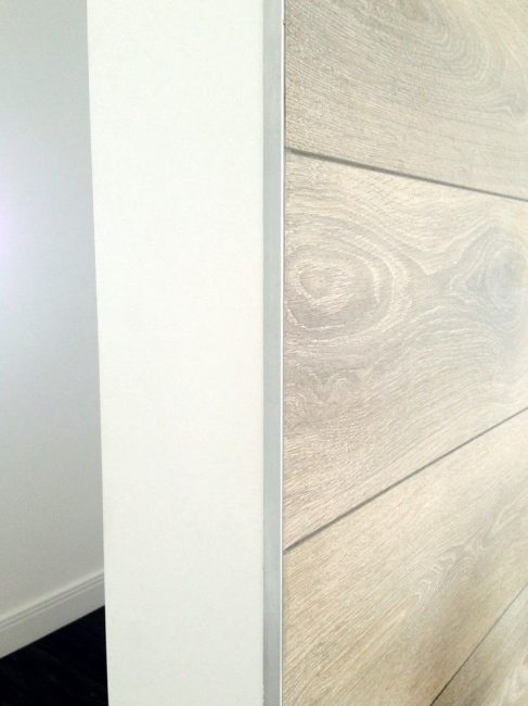 Декоративное отделочное покрытие древесного происхождения