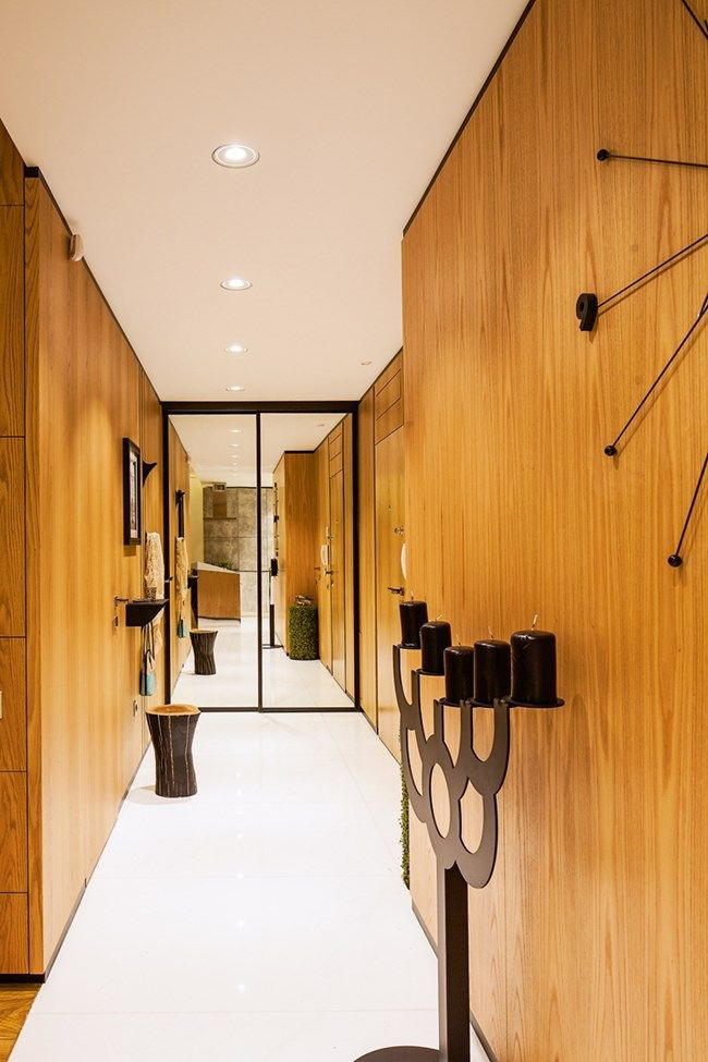 стеновые панели мдф для прихожей фото дерева