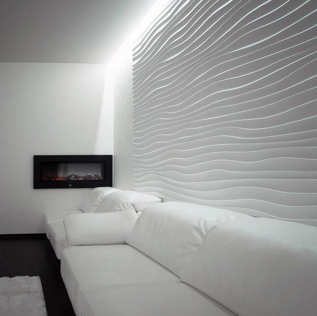3Д волны в вашей гостиной