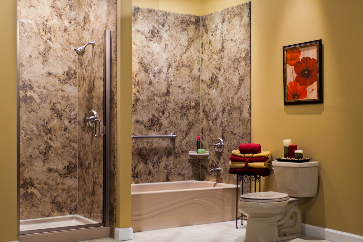 Переделки ванной комнаты своими руками