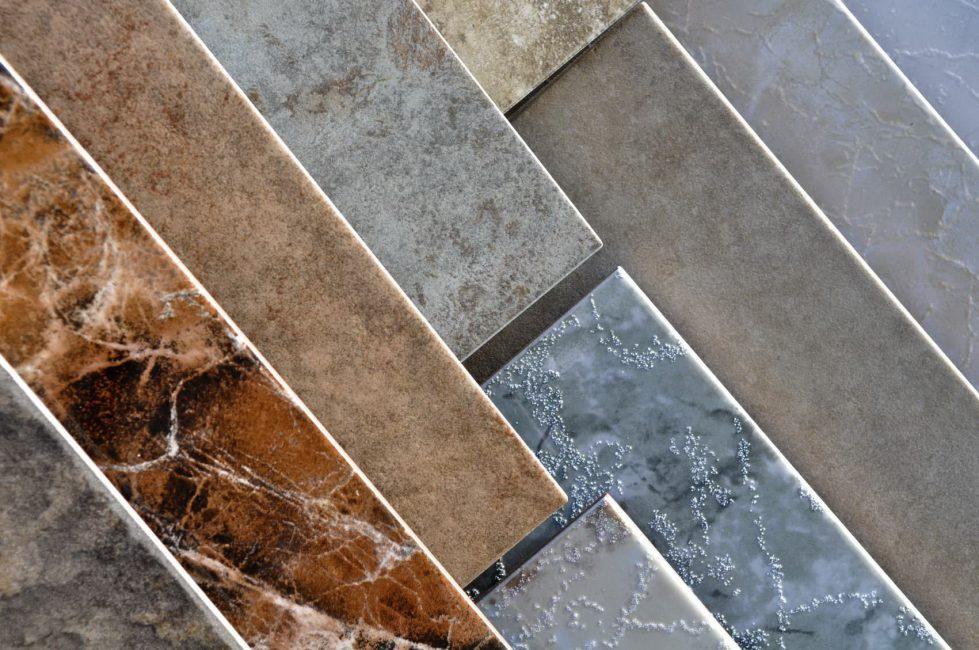 Цветовое разнообразие материала