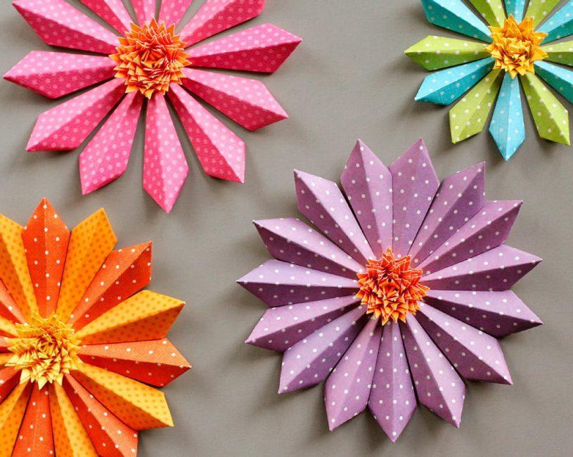 Яркие и красивые цветы