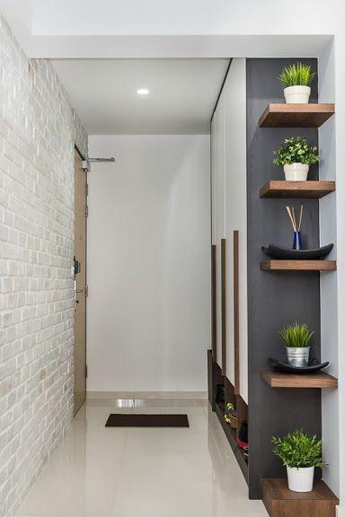 Сочетание стен с мебелью очень важно для красивого интерьера