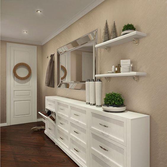 Главное, чтобы мебель гармонично смотрелась во всем интерьере