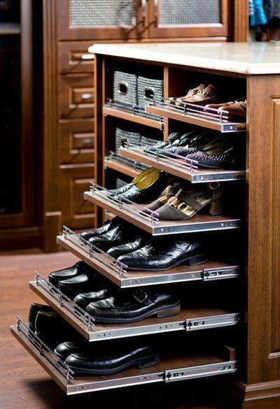 Проблема с обувью решаема
