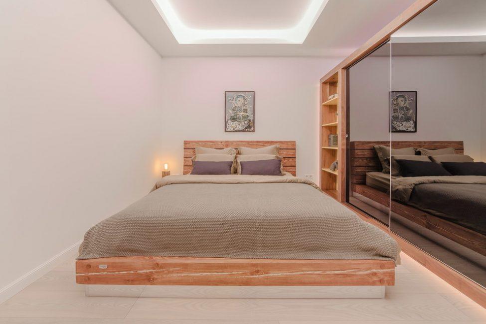 Подбираем, но учитываем стилистику комнаты