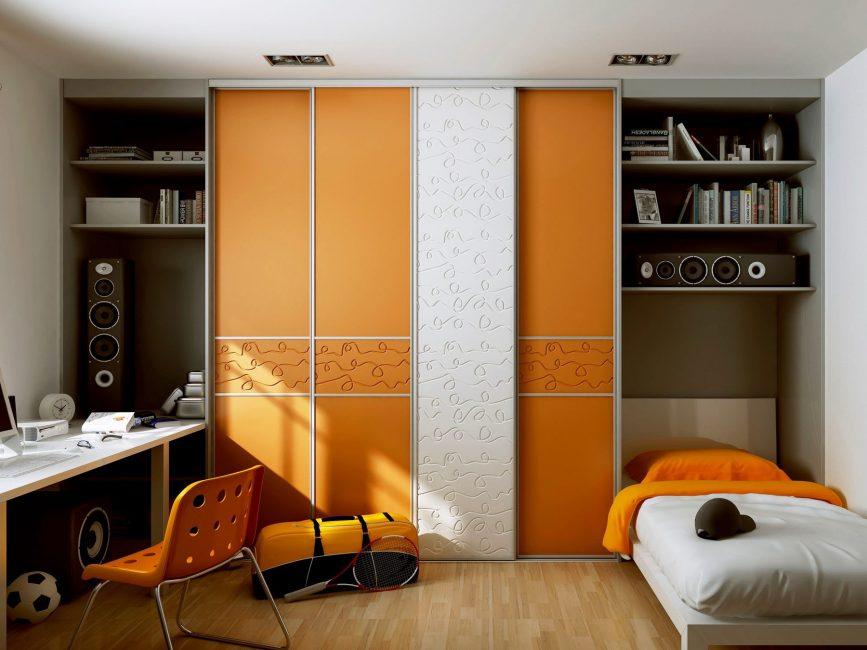 Самая практичная мебель - это модульная, которая экономит пространство