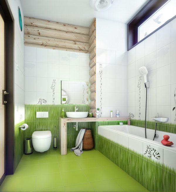 маленькая ванная комната совмещенная с туалетом 50 фото