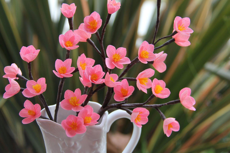 Топиарии из искусственных цветов 29