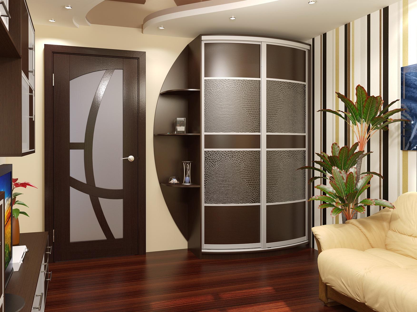 Шкаф-купе в прихожую: 170+ фото дизайна и идей - modernplace.