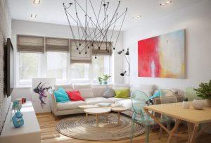 Варианты дизайна комнат в квартире (+150 Фото). ТОП-12 тенденций и ТОП-4 антитренда