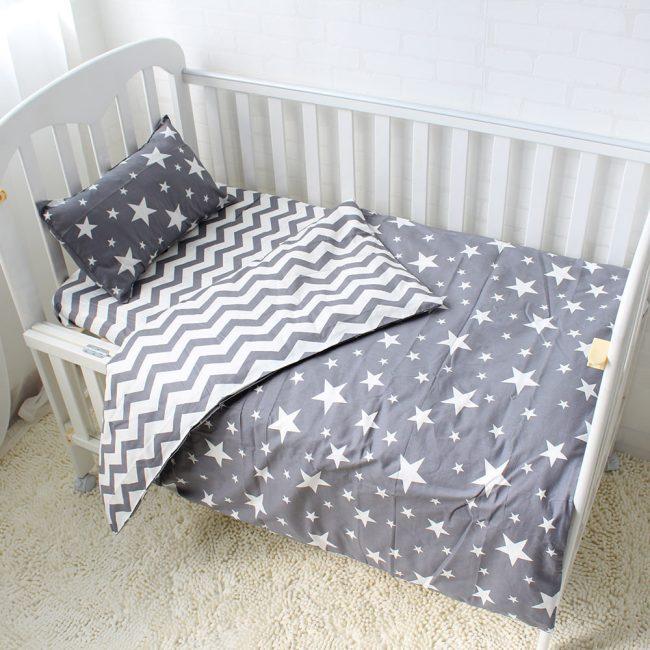 Цельное постельное полотно