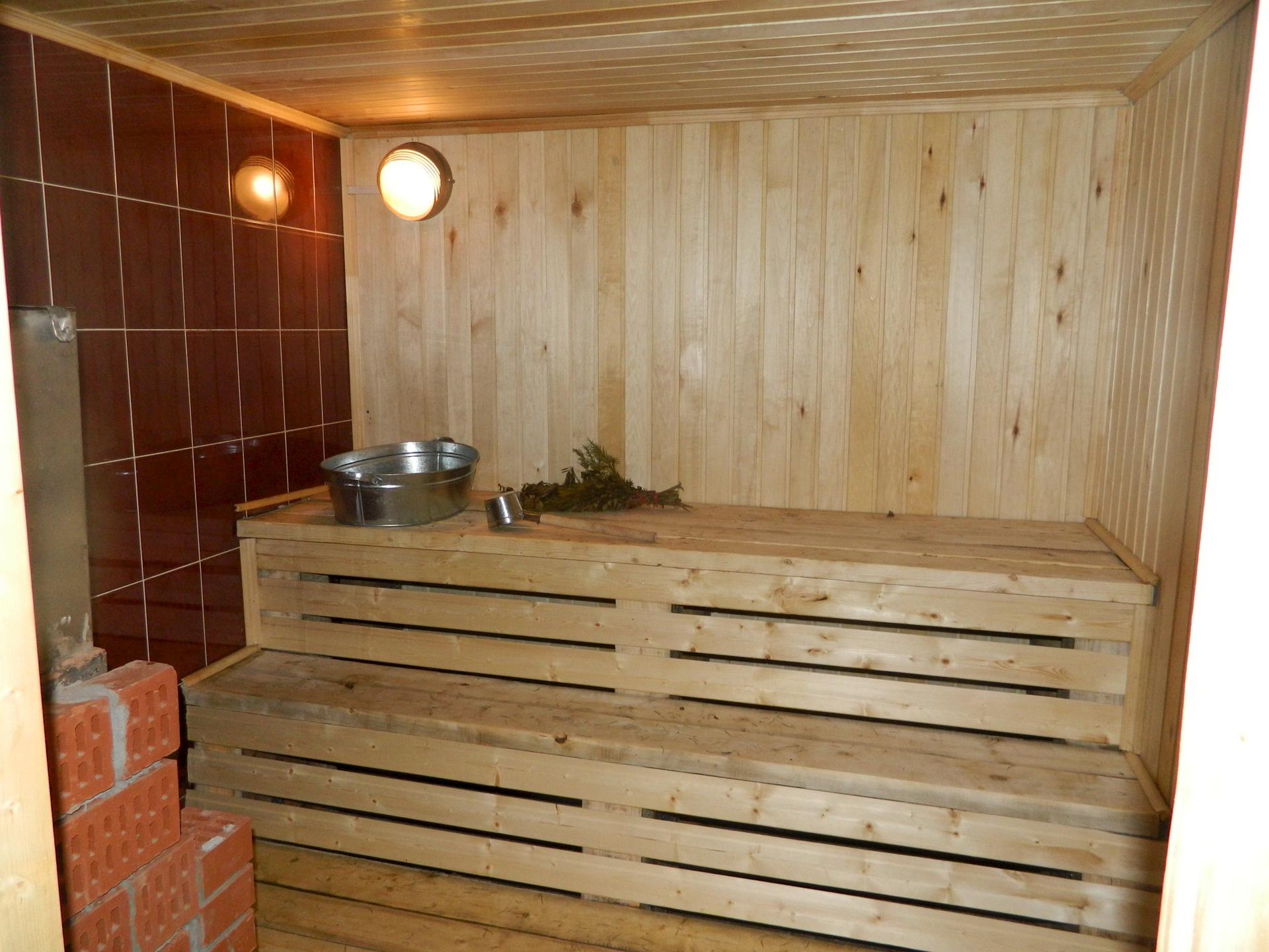 Отделка бани внутри (49 фото создаем уютную зону релакса) 64