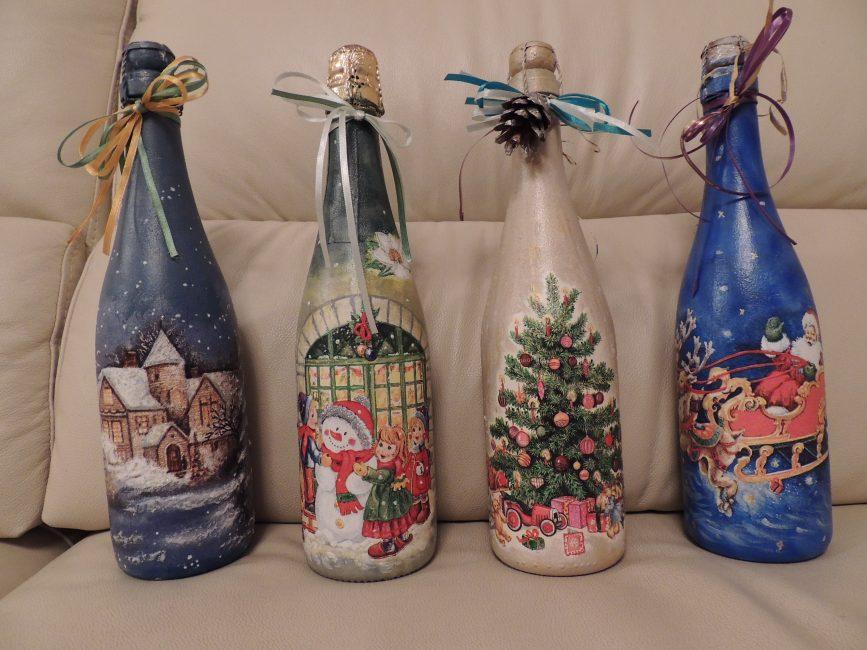 К Новому году и Рождеству изображения подбираем в игривой и зимней тематике