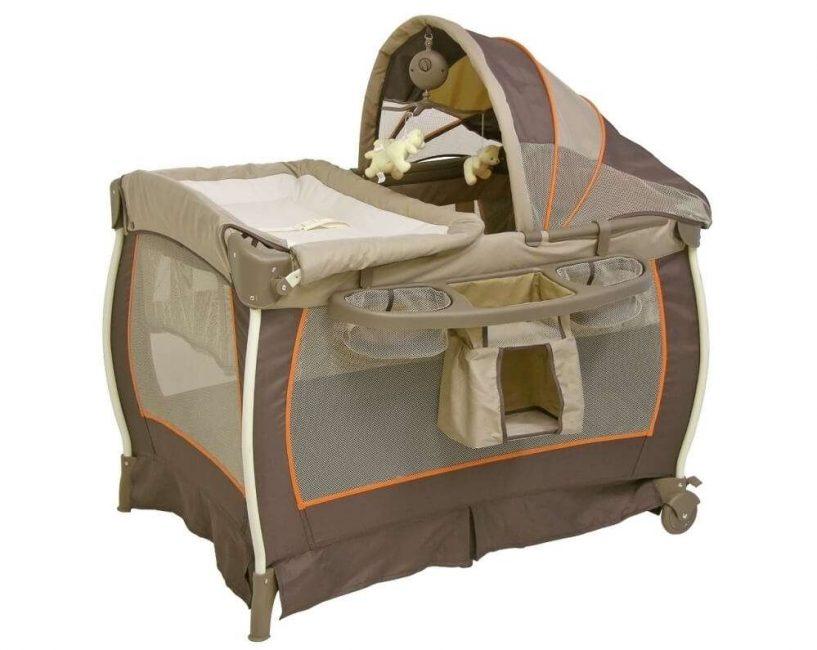 Кровать, которая сочетает в себе 2 зоны