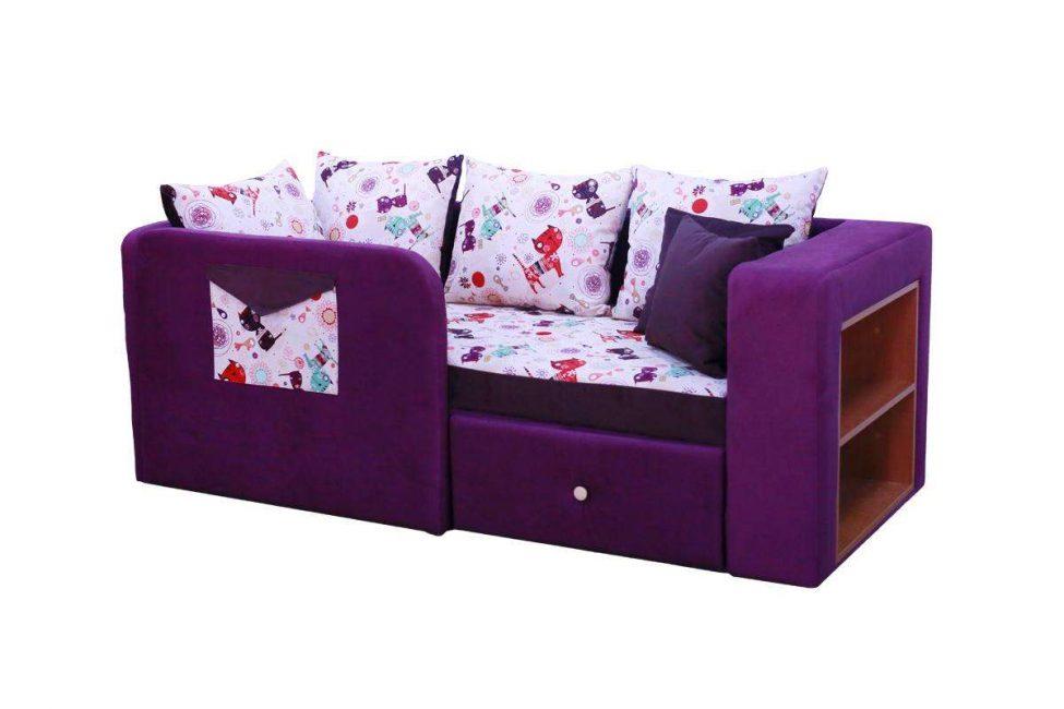 Кровать, которая при снятии боков превращается в диван