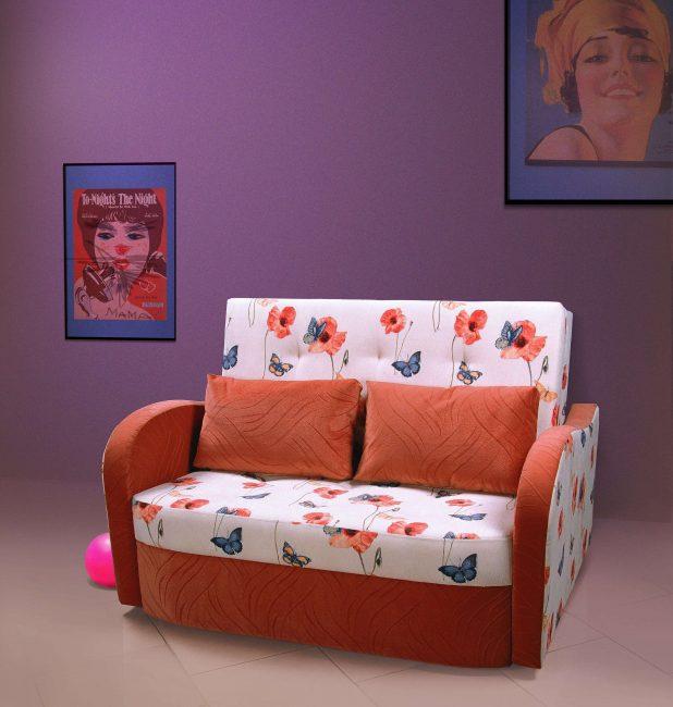 Спальное место, не занимающее много места