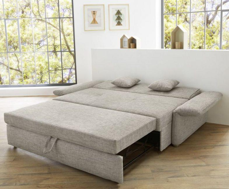 2-х спальный матрас не должен реагировать на разницу в весе партнеров
