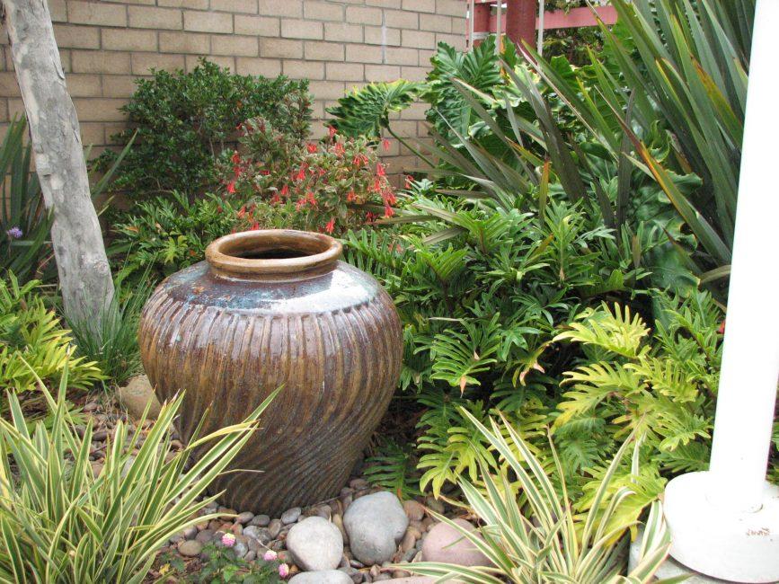 Средиземноморский сад – это микс римских, древнегреческих и современных традиций