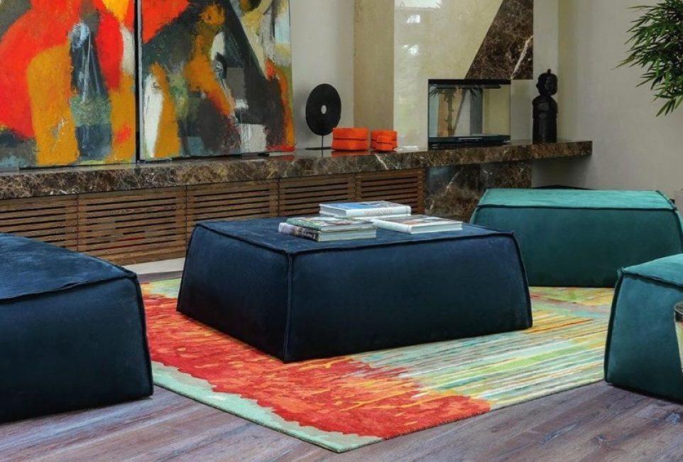 Каталог дизайнерских ковров ANSY Carpet Company